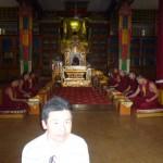 (図17)チベット僧院